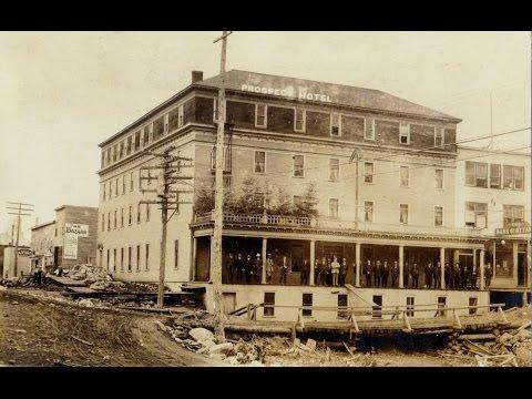 Vintage Scenes of Cobalt, Ontario