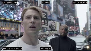 Первый мститель (2011) - Удалённые сцены