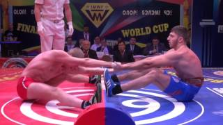 Karen Martirosyan Champion of the World Cup