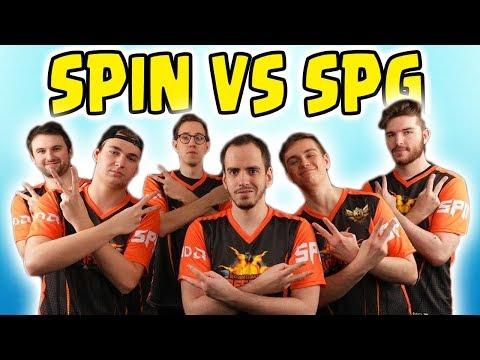 Spandauer Inferno VS SPG   Noway4u Highlights SPIN vs SPG League Of Legends