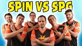 Spandauer Inferno VS SPG | Noway4u Highlights SPIN vs SPG League Of Legends