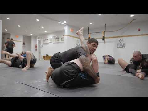 Jon Blank and JT Torres Training at Essential Jiu Jitsu