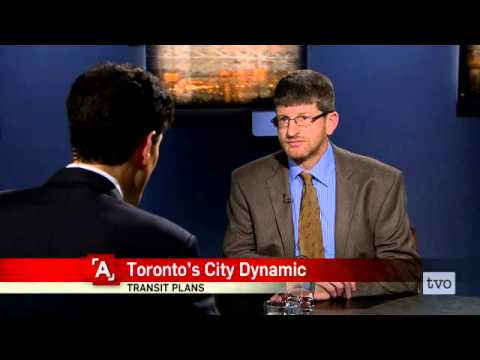 John Lorinc: Toronto's City Dynamics