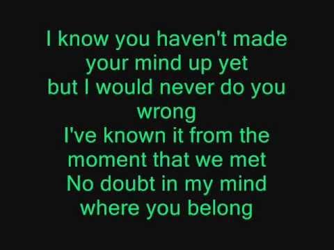 Ronan Parke - Make You Feel My Love Lyrics