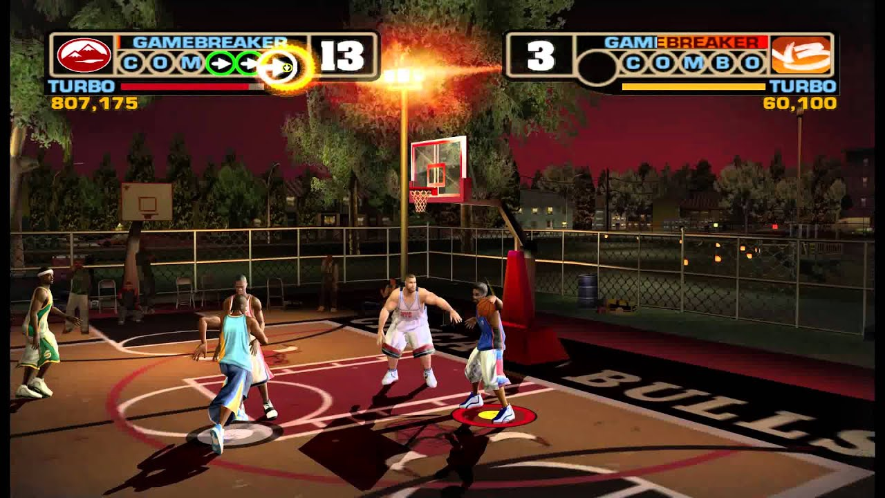 download game nba street v3 ps2