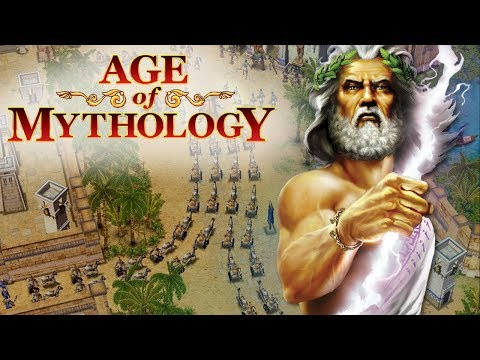 Age Of Mythology - Favored By The Gods