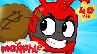 Bad Morphle - Halloween  My Magic Pet Morphle  Cartoons For Kids  Morphle TV