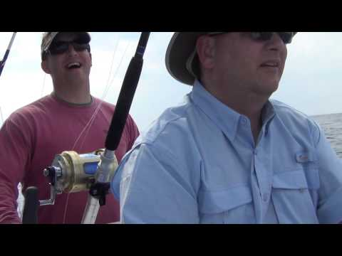 NQAFT 2016 - Offshore fishing on the Seaducer in OBX