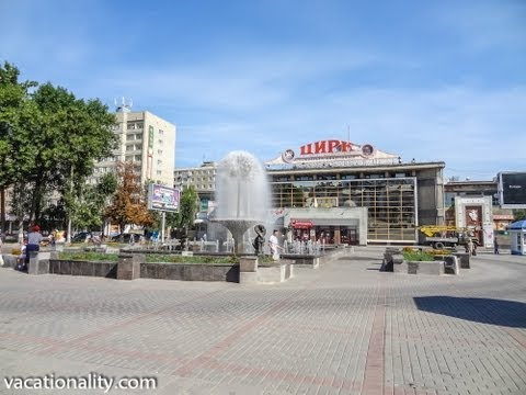 Russian Circus. First Permanent Circus in Russia was founded in Saratov. Russia 2013