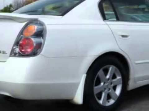 Used 2002 Nissan Altima 2 5 Sl Greensboro Winston Salem