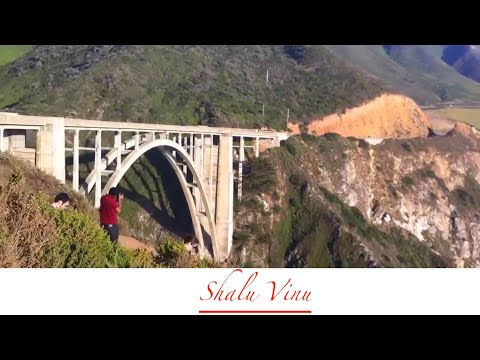 Bixby Bridge Big Sur California CA-1