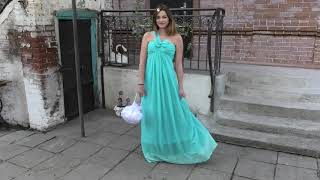 Переодела платье за 3 секунды Супер решение для вечеринки Трансформация платья
