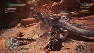 Monster Hunter World - Melee Practice