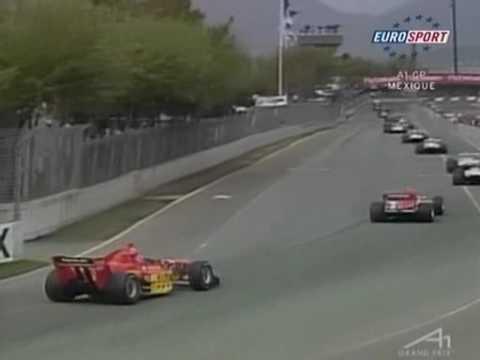 2006 A1GP Monterrey Shimoda