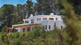 Beautiful finca with sea views close to Ibiza, Sta. Gertrudis and Sta. Eulalia - Luxury Villas Ibiza