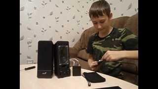 Колонки для телефона..(Колонки для телефона!Обучающие Видео..(Новичок), 2013-03-14T15:42:12.000Z)