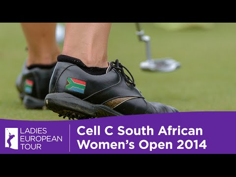 Cell C South African Women's Open 2014 - 1st Day Highlights
