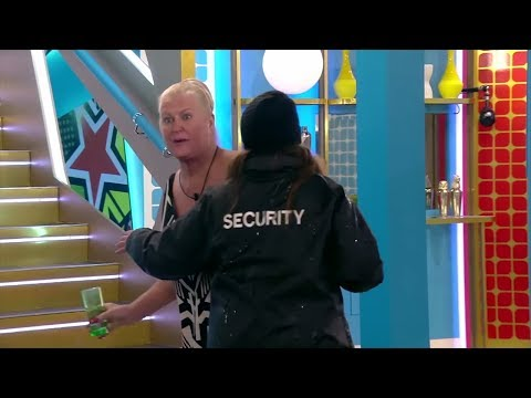 The House Erupts In A Massive Fight - CBB - Big Brother Universe