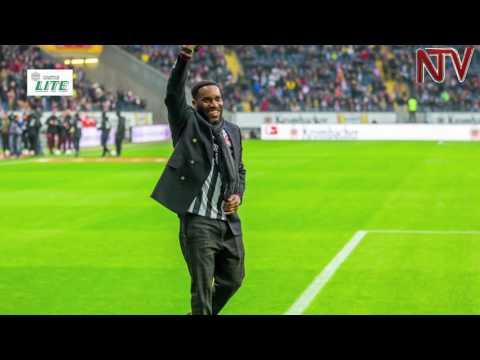 Jay Jay Okocha praises Bundesliga for nurturing talent
