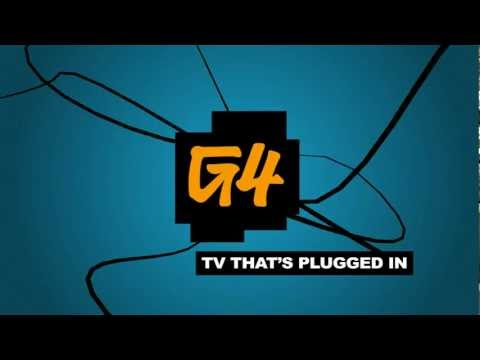G4 TV Logo Bumper