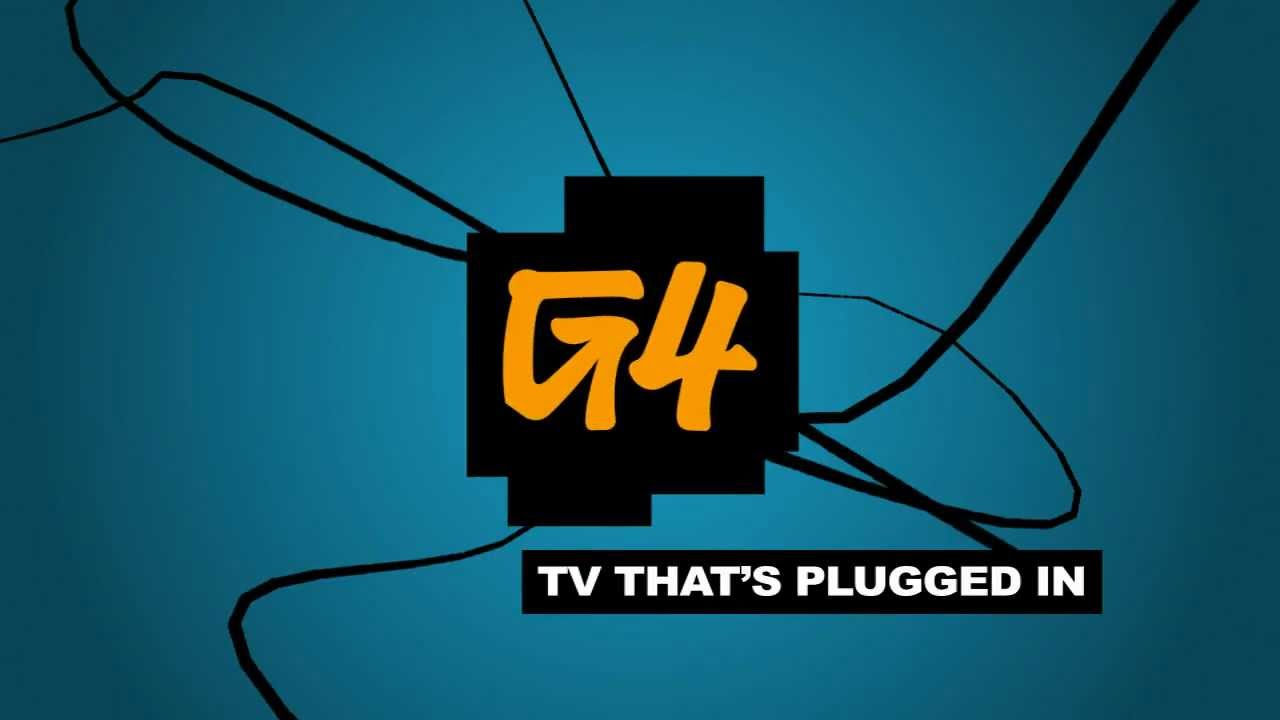 G4 TV Logo Bumper - YouTube