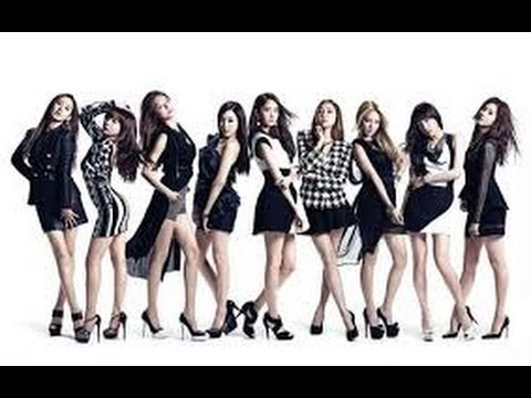 The Evolution of Girls' Generation (SNSD) - The Entire Discography (2007-2014)