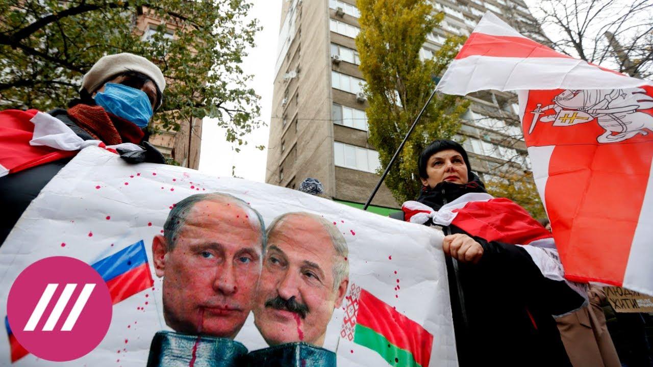 Как в Беларуси за год изменилось отношение к Путину и России