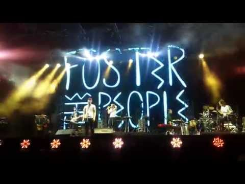 Foster The People - Pumped up Kicks (Estéreo Picnic 2015)