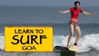 Surfing || Goa