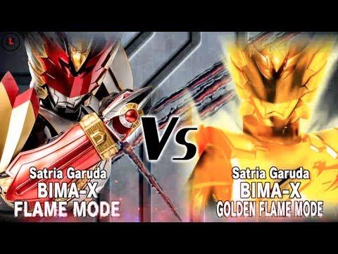 Cara Tercepat Mendapatkan BIMA-X GOLDEN FLAME MODE di Event Satria Heroes