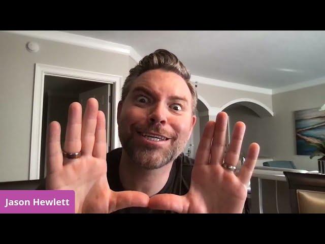 Livestream 4-27-2021 Jason talks LIVE In-Person Events are Back!