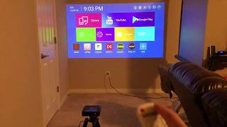 Otha Mini Android TV Projector Review