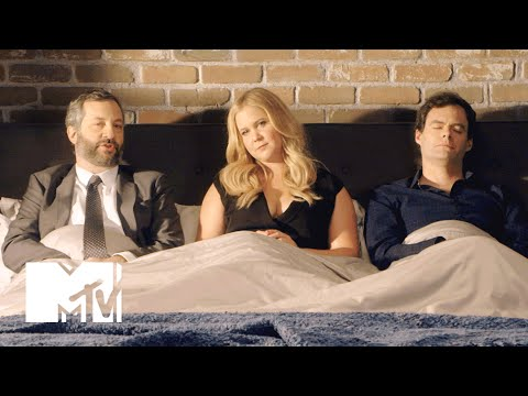 Trainwreck (2015) | Amy Schumer Hops in Bed w/ Bill Hader & Judd Apatow