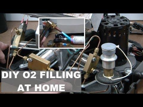 Whats Inside an Oxygen Concentrator and Compressor - DIY Oxygen Filling - ElementalMaker