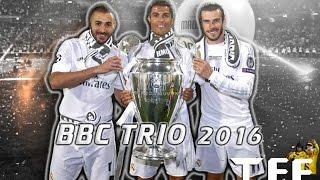 BBC Trio Show   Bale Benzema Ronaldo   2016 HD