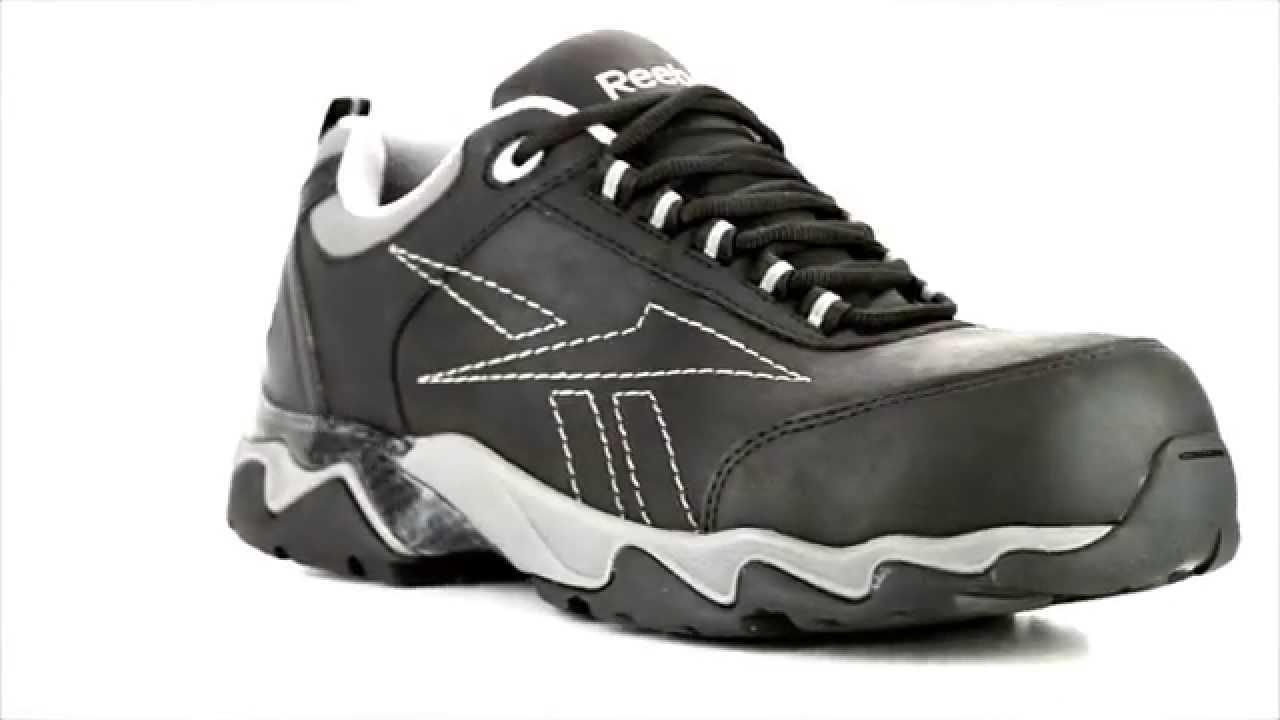 Men s Reebok Beamer RB1062 Composite Toe Metal Free Work Shoe   Steel-Toe- Shoes.com 25c01f49c