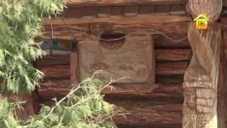 видео Внутренняя отделка деревянного дома – материалы для реализации дизайнерских идей