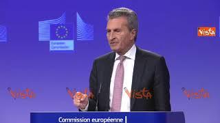 """La Commissione Europea: """"Una tassa sulla plastica per difendere i mari"""""""