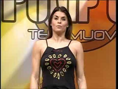 Raffaella Salemi 3 Minuti Con Pump Up Quadricipite