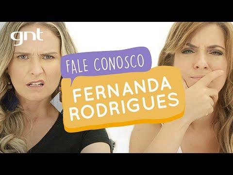 Fale Conosco :: Fernanda Rodrigues faz a festa com Júlia Rabello