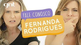 Fernanda Rodrigues faz a festa | #6 | Fale Conosco | Júlia Rabello