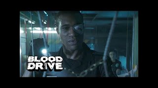 BLOOD DRIVE | Season 1, Episode 1: Fracking and Fighting  | SYFY