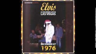 Elvis Presley  - As Recorded Live In Las Vegas  - December 7, 1976 Full Album