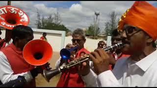 Jay Jay Maharashtra Mazha By Chaush Band Vaijapur Maharashtra 9028161615
