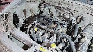 Промывка двигателя 1NZ Toyota Probox ДИМЕКСИДОМ