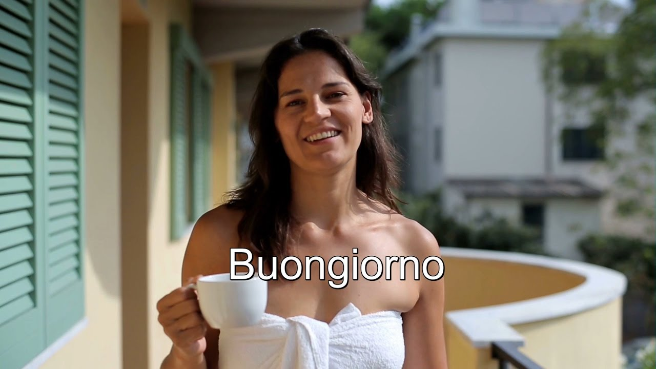 How To Say Good Morning In Italian Perfect Pronunciation