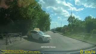 яндекс такси в Пензе не повезло