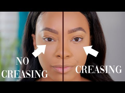 SAY BYE BYE TO UNDER EYE LINES! | THE SECRET TO PREVENTING YOUR UNDER EYE CONCEALER FROM CREASING