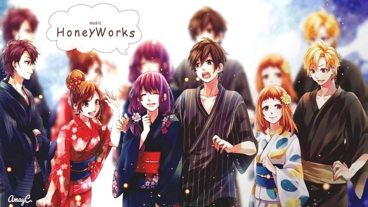 honeyworks feat  cv  6 seiyuu  tokyo summer session vostfr   romaji