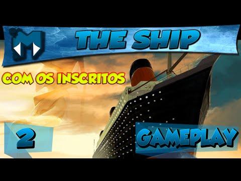 THE SHIP COOP #2 - JOGO DA DESCONFIANÇA PT.2 COM OS INSCRITOS! / Série 1080p  PT-BR